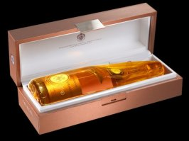 Crystal Louis Roederer Rose 2007-2009 год