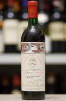 Chateau Mouton Rothschild 1966