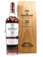 Macallan Sherry Oak  25 лет