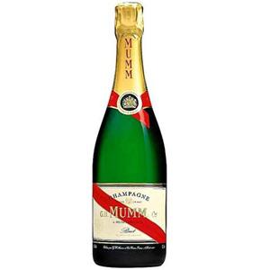 Купить шампанское Mumm, цена в Москве