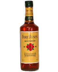 Four Roses Kentucky Straight Bourbon 1л.