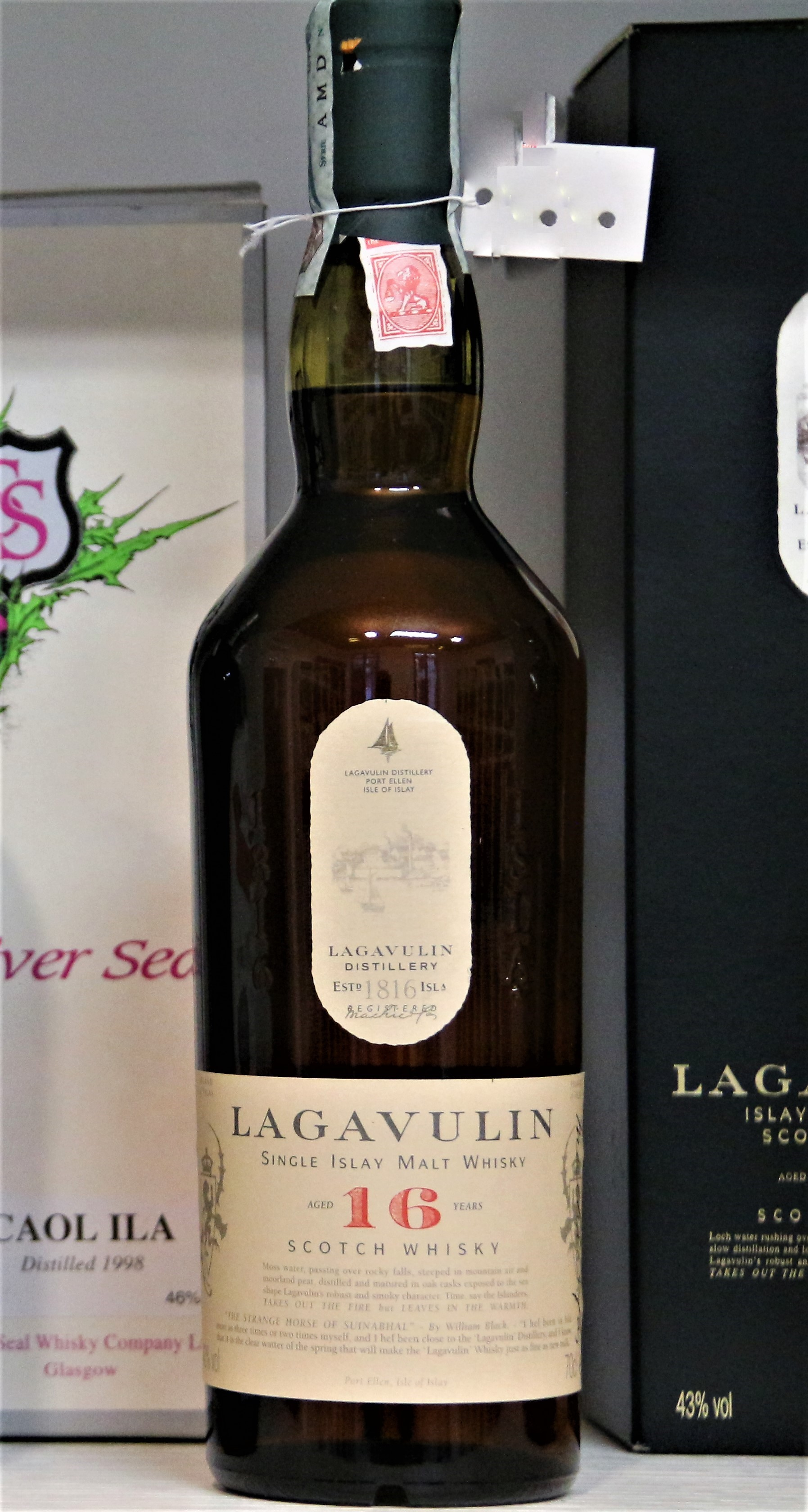 Виски LAGAVULIN 16 years OF